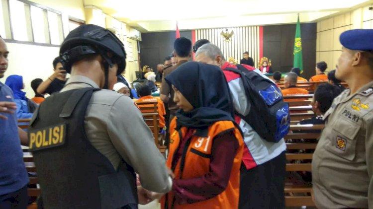 Lagi Hamil, Istri Muslim Bos SMB Keluhkan Makan Hanya 2 Kali