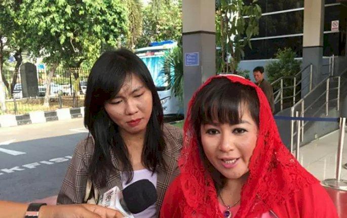 Politikus PDIP Dewi Tanjung laporkan Novel Baswedan ke Polda Metro Jaya