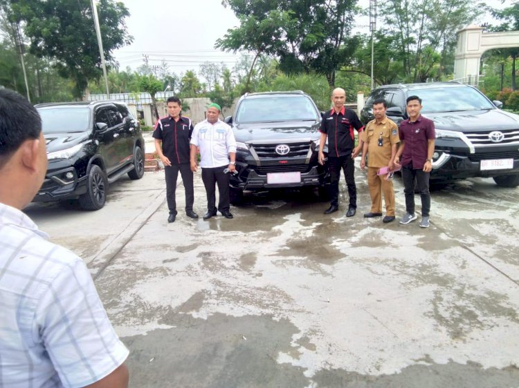 Pimpinan DPRD Tanjab Barat Dapat Mobil Baru, Khairul Umam: Ini Pemborosan Anggaran