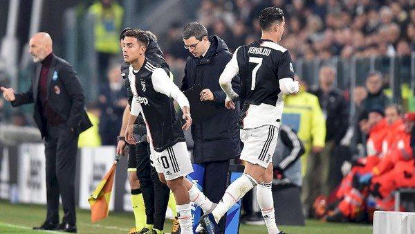 Ronaldo Merajuk Saat Diganti Tengah Laga