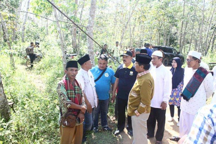Fauzi Paparkan Program Dinas PUPR Provinsi Jambi 2019