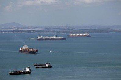 Kapal Italia Dikejar Perompak di Teluk Meksiko