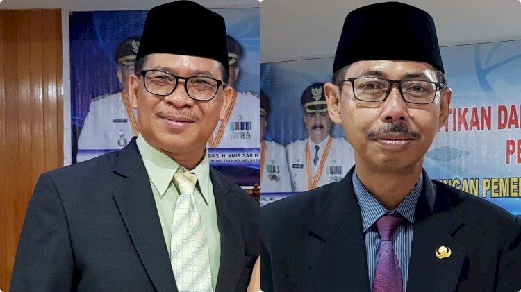 2 Hari Menjabat, Nama Kepala Inspektorat dan BKPSDM Tanjab Barat Dicatut