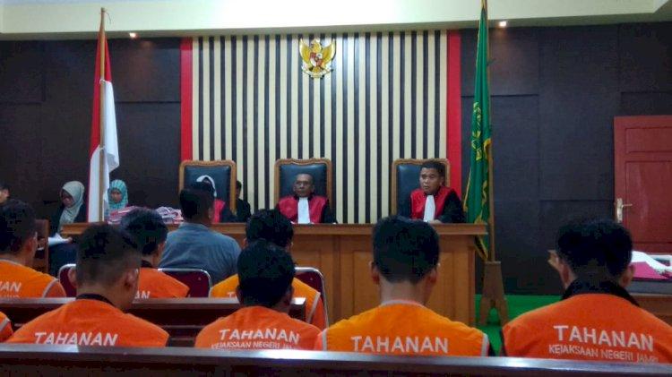 PT WKS: Kelompok SMB Acapkali Intimidasi Karyawan & Sopir Kami