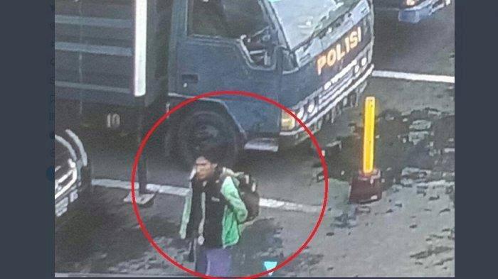 Terduga Bom Bunuh Diri Polresta Medan Bekerja Ojek Online? Ini Kata Polisi