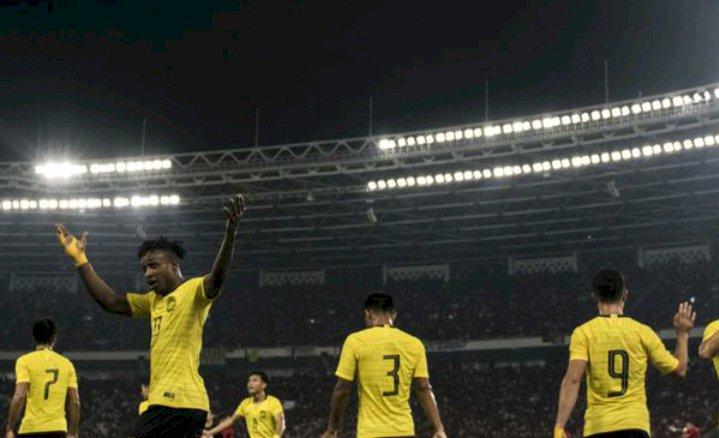 Timnas Indonesia Tumbang Versus Timnas Malaysia 2-0