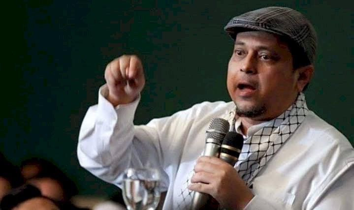 Soal PA 212, Haikal Hassan: Silahkan Bubarkan Suka-suka Pemerintah!