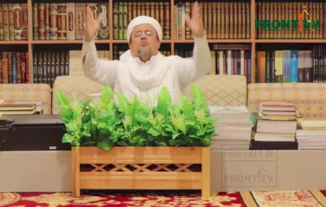 Habib Rizieq Didatangi Ketua Pos Intelijen RI