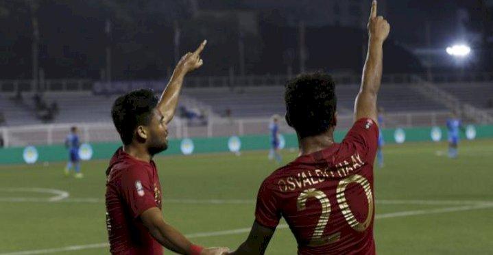 Timnas Indonesia Cukur Habis Brunei Darussalam 8-0