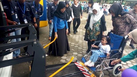 Peringati Hari Disabilitas Internasional, Ini Amanah Bunda PAUD Kota Jambi