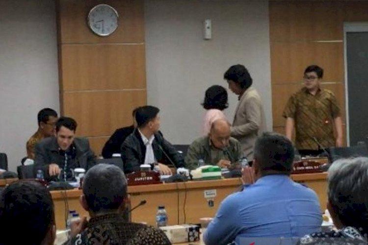 Heboh Anggota DPRD Fraksi PSI Diusir dari Rapat Banggar