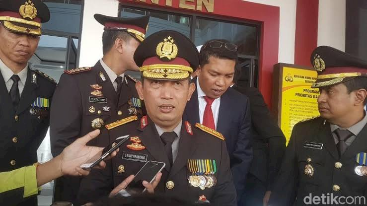 Mantan Ajudan Presiden Jokowi Jadi Kabareskrim