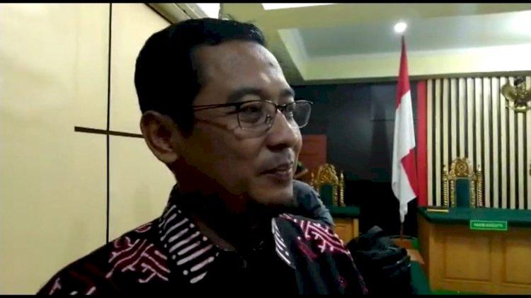 Divonis 2,5 Tahun Penjara, Asiang Mengaku Akan Pikir-pikir