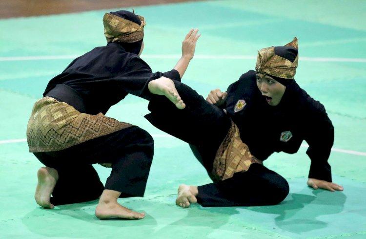 Pencak Silat Genapi 10 Warisan Budaya Indonesia untuk Dunia