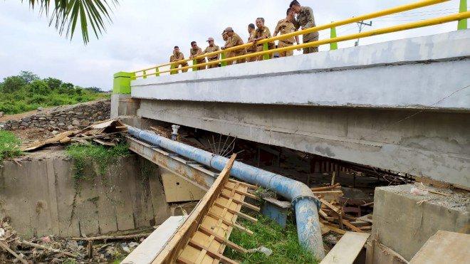 Permudah Akses Warga, Pemkot Jambi Bangun 4 Jembatan