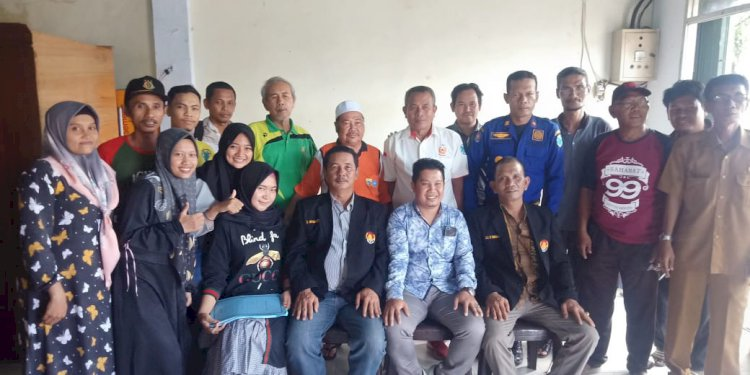 Terpilih Secara Aklamasi, Fadlan Helmi Resmi Pimpin Percasi Batanghari