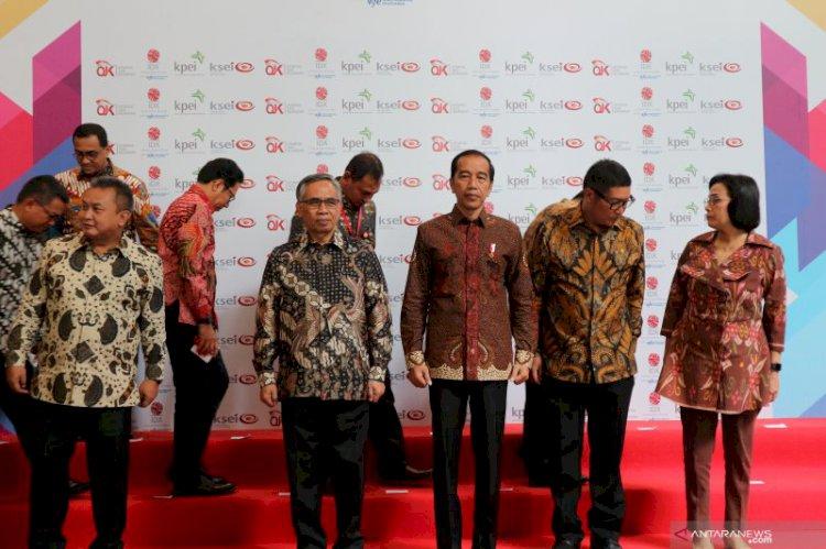 Soal Saham, Jokowi: Jangan Lagi Ada 100 Digoreng-goreng Jadi 4.000