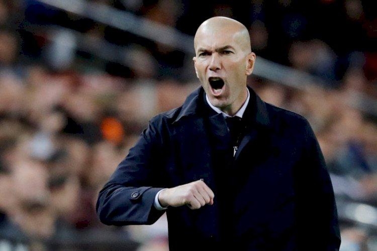 Kemenangan Awal Tahun Buat Zidane Yakin Madrid Juarai Liga Spanyol
