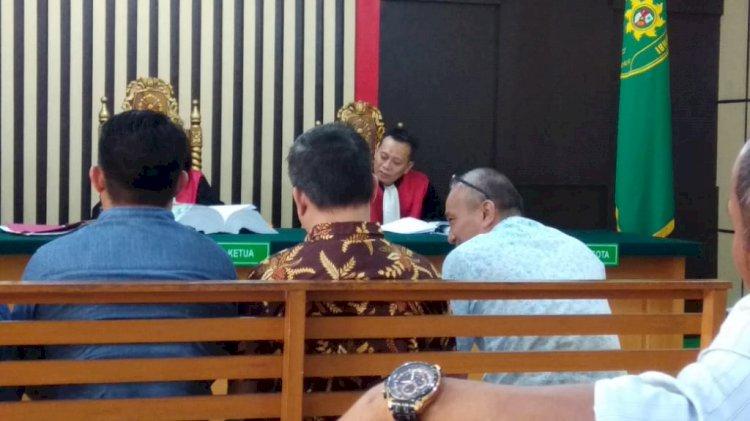 Empat Penyedia Material Asrama Haji Sebut Terdakwa M Tahir Rahman Belum Bayar Hutang