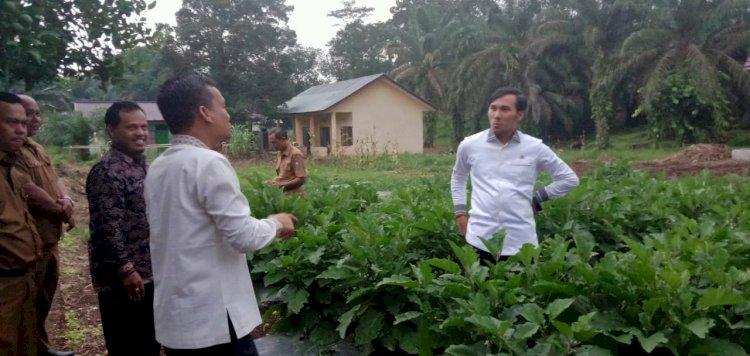 Ketua dan Anggota DPRD Provinsi Jambi Kunjungi 2 SMA di Merangin, Ini yang Mereka Temukan