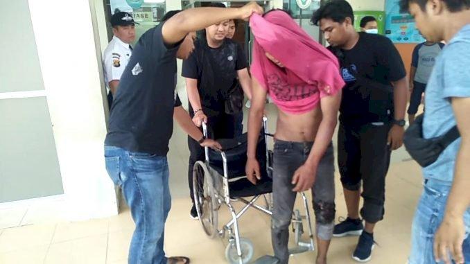 Baru Keluar dari Bui, Residivis Kambuhan Ini Didor Lagi Polisi Bungo