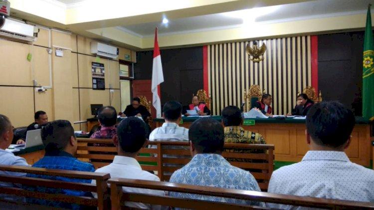 Pasrah! Agus Rubiyanto, Ismail Ibrahim & Asiang Akui Kasih Duit ke Doddy untuk Dapatkan Proyek