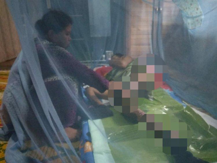 Lapor Ibu Bupati, Abdul Muthalib Harus Dirujuk ke Palembang Tapi Tak Punya Biaya