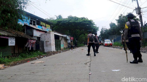 Bentrok Dua Massa Ormas di Sukabumi Sempat Mencekam, Begini Kronologinya