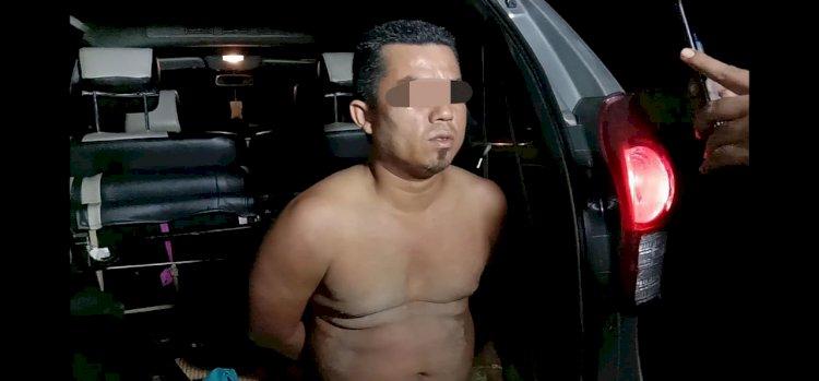 Pemuda Cabul Ini Sempat Kabur Saat Dikejar Polisi Sarolangun, Pelaku Sempat Jadi Buronan