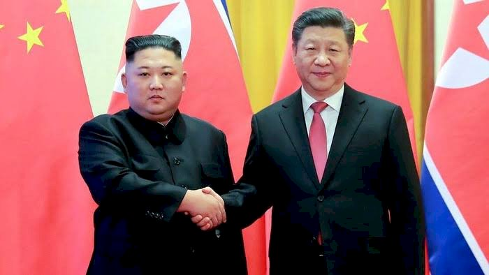 Soal Virus Corona, Kim Jong Un Kirimkan Surat ke Xi Jinping