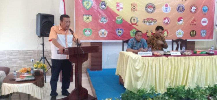Kantongi 21 Suara, Syarifudin Terpilih Jadi Ketua KONI Tanjab Barat