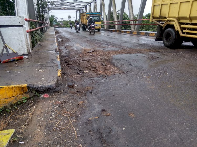 Jembatan di Muarojambi Banyak Rusak, Begini Penjelasan Dinas PU PR
