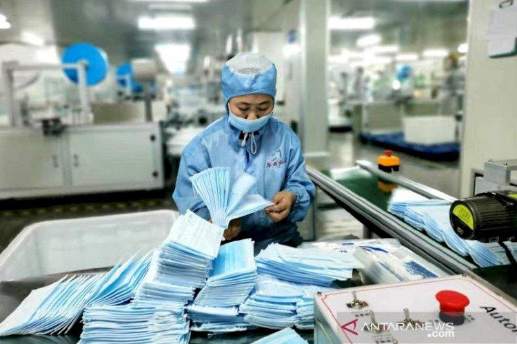 Taiwan Atur Pembelian Masker Ditengah Wabah Covid-19