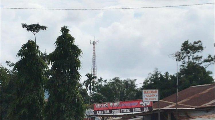 Dua Kecamatan di Muarojambi Ini Masih Belum Tersentuh Sinyal