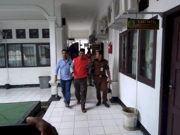 Breaking News!!! Anggota DPRD Muarojambi Fathuri Resmi Ditahan Kejari
