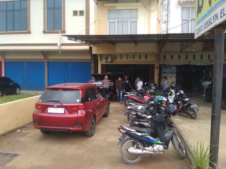 Kantor Distributor Semen Baturaja di Muarojambi Dibobol Maling, Uang Puluhan Juta Raib