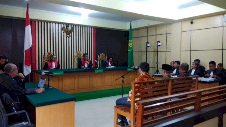 Breaking News!! Jaksa KPK Ralat Tuntutan Denda Terdakwa KPK, Dari Rp.50 Juta Jadi Rp.200 Juta