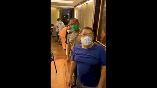 Viral! Tes COVID-19 di Rumah Jerry Lo, Dihadiri Ketum PSSI Iwan Bule