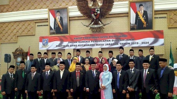 Ingat, Puluhan Anggota DPRD Kota Jambi yang Berangkat ke Palembang Berstatus ODP