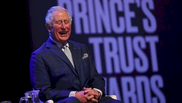 Pangeran Charles Positif COVID-19